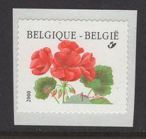 R103 (2977) Géranium  - Millésime 2000 Sans Texte Au Verso - Coil Stamps