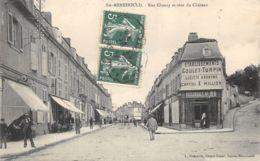 51-SAINTE MENEHOULD-RUE CHANZY-N°2044-C/0289 - Sainte-Menehould