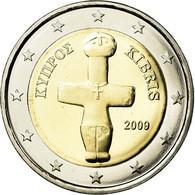Chypre, 2 Euro, 2009, FDC, Bi-Metallic, KM:85 - Chipre