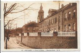 FREYMING - Ecole De Filles - Mächenschule - Freyming Merlebach