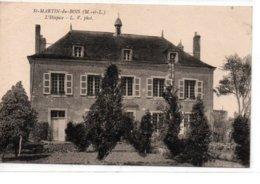 Saint-Martin Des Bois- L'Hospice - France