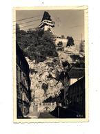 Carte Graz Chateau Cachet Chiffre - Austria