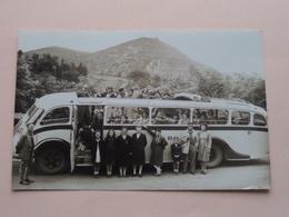 Old Car / Vieux Voiture / Bus / Oude Autobus N° 85 ( Gavarnie > Argelès > Luchon > Les Pyrénées ) > Anno 1946 ! - Lugares
