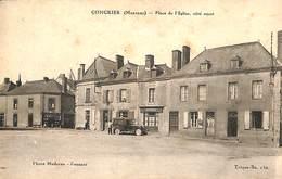 53 -  Mayenne - Congrier - Place De L'Eglise (0458) - Frankrijk