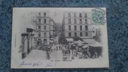 CPA - 190 - ALGER - RUE MARENGO - Alger