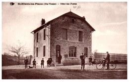 87 SAINT HILAIRE LES PLACES - Hotel Des Postes - France