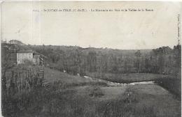 22, Cotes D'Armor, SAINT JOUAN DE L'ISLE, La Minoterie Des Bois Et La Vallée De La Rue, Scan Recto Verso - France
