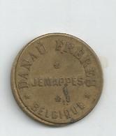 Danau Frères à Jemappes-5 Sacs - Monétaires / De Nécessité