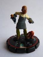 FIGURINE HEROCLIX MARVEL PUPPET MASTER Rareté 4 Socle Rouge (2) - Marvel Heroes