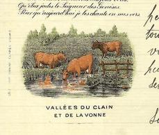 TOUT UNE HISTOIRE 1909 Vienne Lusignan LAITERIE MODELE DE LA MELUSINE FONTAINE DE JOUVENCE VALLEES DU CLAIN &  La VONNE - France