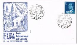 35932. Carta ELDA (Castellon) 1978. Feria Internacional Del Calzado - 1931-Hoy: 2ª República - ... Juan Carlos I