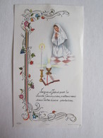Carte Religion Souvenir De Communion Françoise Ouzoulias Saint Saturnin D'Antony - Oude Documenten