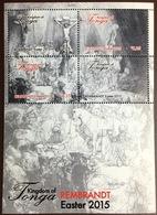 Tonga 2015 Easter Sheetlet MNH - Tonga (1970-...)