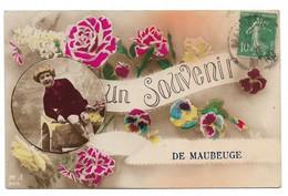 Un Souvenir De MAUBEUGE - Maubeuge