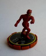 FIGURINE HEROCLIX MARVEL DARDEVIL QUI COURRE Rareté 2 Socle Jaune - Marvel Heroes