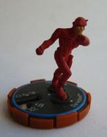 FIGURINE HEROCLIX MARVEL DARDEVIL QUI COURRE Rareté 4 Socle Bleu - Marvel Heroes