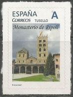 ESPAÑA. TU SELLO. MONASTERIO DE RIPOLL - 1931-Hoy: 2ª República - ... Juan Carlos I