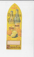 Bladwijzer / Signet / Bookmark - Spontin - Limonade - Marque-Pages