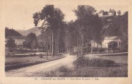 Uriage Les Bains (38) - Lot De 9 Cartes - Format 9x14 - Toutes Scannées - Uriage