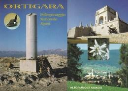 Militari - Patriottiche - Alpini - Asiago 2001 - Ortigara - Sui Sentieri Della Memoria - - Patriotiques