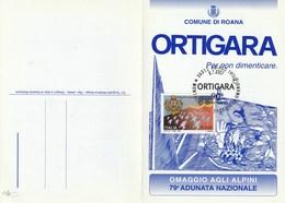 Militari - Patriottiche - Alpini - Asiago 2007 - Ortigara - Montagna Del Sacrificio Umano - - Patriottiche