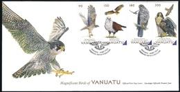 Vanuatu [2019] Magnificent Birds Of Vanuatu > Official FDC - Andere
