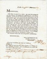 Lettre D'Aix Pour Moleges 29 Juin 1752 - Marcophilie (Lettres)