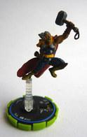 FIGURINE HEROCLIX MARVEL THOR Rareté 3 Socle BLEU - Marvel Heroes