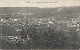 X121716 OISE LIANCOURT VUE GENERALE PRISE DU CIMETIERE - Liancourt