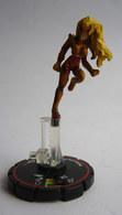 FIGURINE HEROCLIX MARVEL METEORITE  Rareté 4 Socle ROUGE - Marvel Heroes