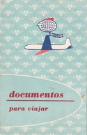 DOCUMENTOS PARA VIAJAR, CARPETIN PORTADOCUMENTOS. CIRCA 1973 ARGENTINA, SAS SCANDINAVIAN AIRLINES SYSTEM -LILHU - Documentos Antiguos