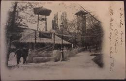Cpa,  EXPOSITION UNIVERSELLE 1900. PARIS. LE DAHOMEY, écrite En Juin 1900 - Expositions