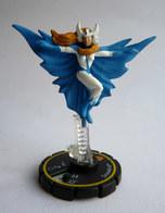 FIGURINE HEROCLIX DC SNOWBIRD Rareté 2 Socle JAUNE - Batman