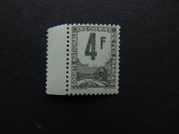 Timbre Pour Petits Colis N°. 40** Bord De Feuille - Mint/Hinged