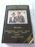 POSTZEGELCATALOGUS  BELGIE 1997 - België