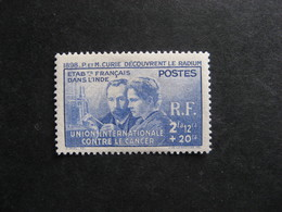 Inde:  TB N° 115, Neuf  XX . - Indië (1892-1954)