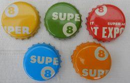 Kroonkurken 45 Super 8 - Bier