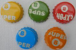 Kroonkurken 46 Super 8 - Bier