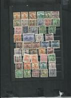 Chine . 350 Timbres Neufs Et Oblitérés. - 1912-1949 République