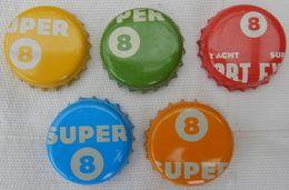 Kroonkurken 47 Super 8 - Bier