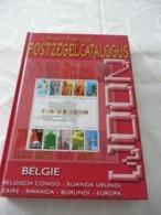 POSTZEGELCATALOGUS  BELGIE 2003 - België