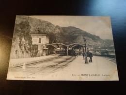 La Gare - Monte-Carlo