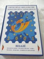 POSTZEGELCATALOGUS  BELGIE 2001 - België