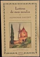 Alphonse Daudet - Lettres De Mon Moulin - Éditions Aubéron - ( 2007 ) . - Livres, BD, Revues