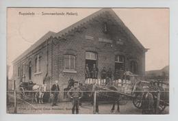 CBPN102/ CP Ruyselede (Ruiselede) Samenwerkende Melkerij Chevaux Charrettes Animée - Ruiselede