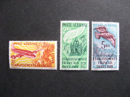A). Inde: TB Série PA N° 18 Au PA N° 20, Neufs XX . - Indië (1892-1954)