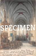Inwendige Der Kerk -  Overmere - Berlare