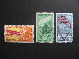 B). Inde: TB Série PA N° 18 Au PA N° 20, Neufs XX . - Indië (1892-1954)