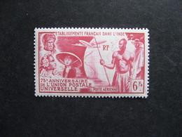 B). Inde:  TB PA N°21, Neuf  XX . - Indië (1892-1954)