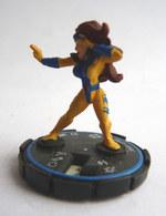 FIGURINE HEROCLIX MARVEL JEAN GREY Rareté 3 Socle BLEU - Marvel Heroes
